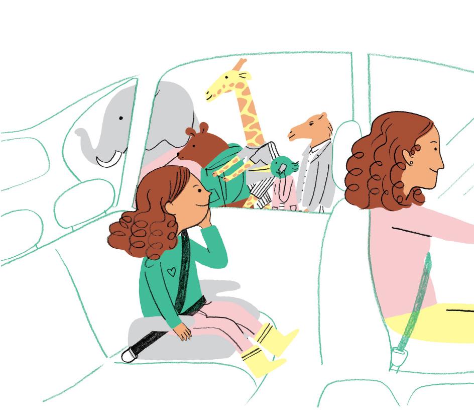 En voiture