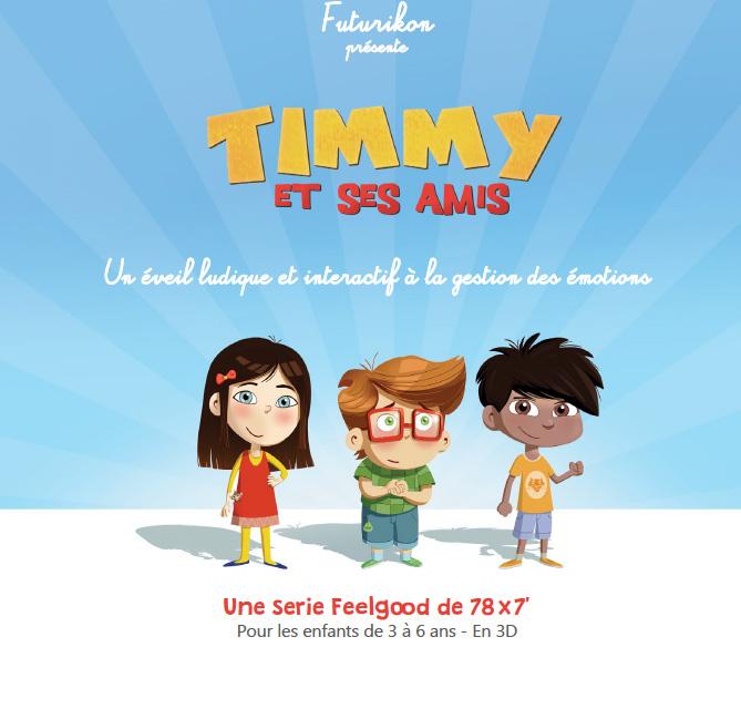 Timmy et ses amis
